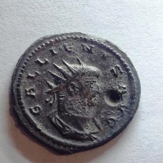 Галлиен римская монета