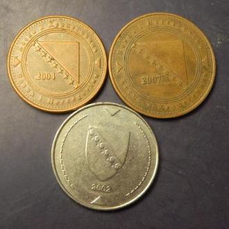 Монети Боснії та Герцеговіни