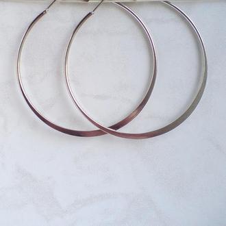 Серьги женские - Кольца