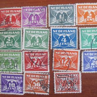 Нидерланды 1924-41 стандарты ГАШ