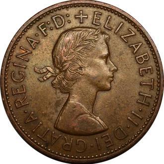 Великобританія 1 пенні 1965    B63