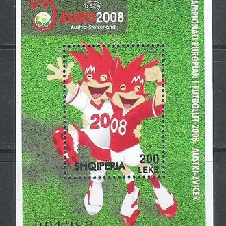 Футбол ЧЕ 2008 Албания
