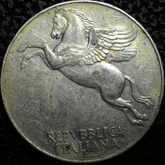 Италия 50 лир 1950 год   СОХРАН!!!!!