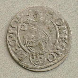 Полторак 1623 г Сигизмунд ІІІ Ваза Польша Серебро Півторак 1623 р Польща Срібло