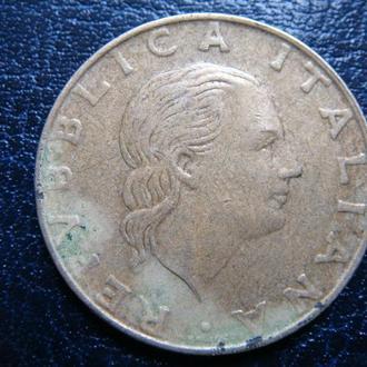 Италия 200 лир 1923 1993
