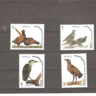 Фауна  Иран  1994г.  MNH  (см. опис.)