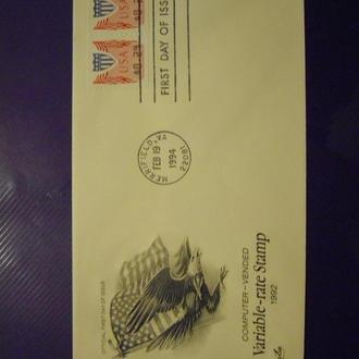 США КПД 1992г. MERRIFIELD  VA