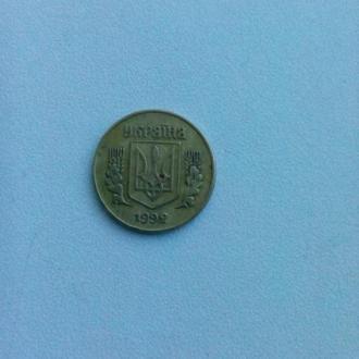 Монета 10 копійок(1992 рік)