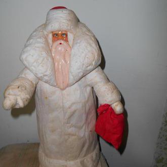 Дед мороз папье-маше СССР