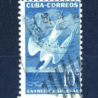 Куба. Птицы (серия) 1953 г.