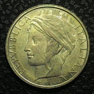 Италия 100 лир1994 год СОСТОЯНИЕ!!!