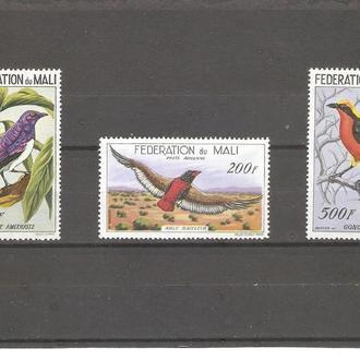 Фауна  Мали  1960г..  MLVH  (см. опис.)