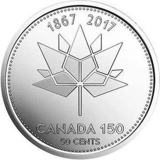 Shantaaal, Канада 50 центов 2017 год, 150 лет Канады