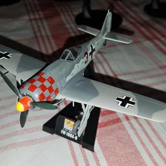 1/72 Easy Model Истребитель Fw-190 A-6