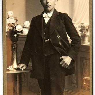 Кабинетка Кабинет Портрет 1890-е гг. Gmund am Tegernsee Germany fB06