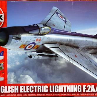 Сборная модель самолета Lightning F 2A / F 6 1:48 Airfix 09178