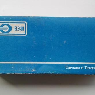Коробка для КАМАЗов 1:43, Элекон 1990-е годы. Оригинал.