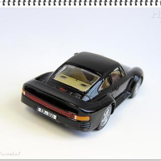 Porsche 959, доработанный High Speed, 1:43