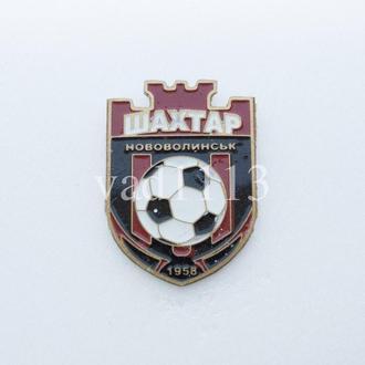 футбол значок - ФК Шахтер Нововолынск Волынская обл. Украина