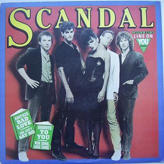 SCANDAL (1982 ) EP  EX