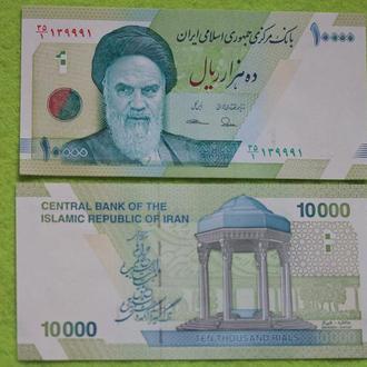 Иран, 10000 риалов, UNC