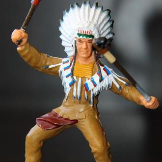 индеец вождь Апачей PAPO 90-100мм