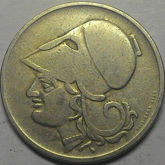 Греция 2 драхмы 1926 г