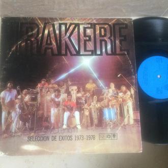 Irakere – Seleccion De Exitos 1973 - 1978 ( Cuba ) JAZZ LP