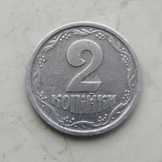 2 копейки Украина 1994 год, 1АА (310)