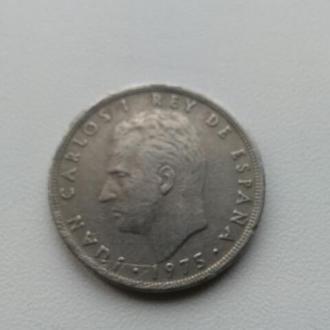 5 петас Іспанія 1975