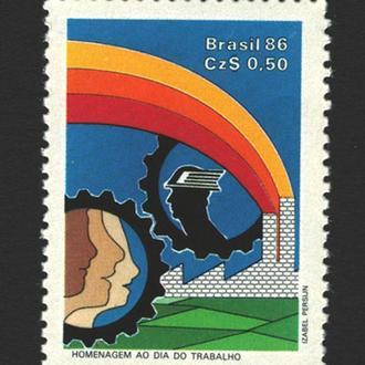 Бразилия - юбилей 1986 - Michel Nr. 2169 **