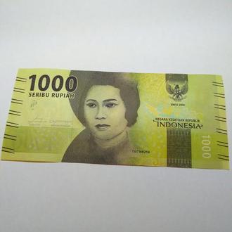 100 рупий Индонезия, 2016, unc, пресс, оригинал