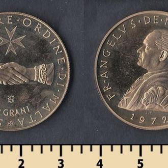 Мальтийский орден 10 грани 1972