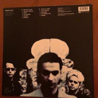 Depeche Mode - Ultra оригинальный винил пластинка 1997 года. Великобритания UK