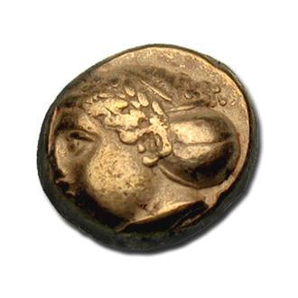 (А)2485 - ИОНИЯ. Фокея (387—326 до н.э.) EL Гекта