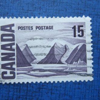 Марка Канада стандарт горы айсберги гаш