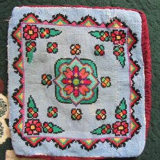 вишита наволочка на подушку (№508)