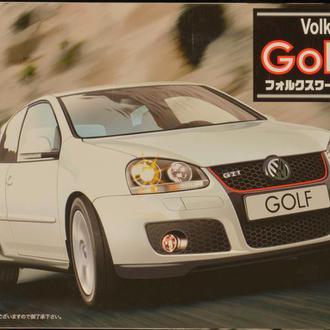 Сборная модель автомобиля Volkswagen  Golf GTI1:24 Fujimi