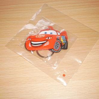 Блискавка МакКвін. Дитячий брілок на ключи. Новий брілок в упаковці.