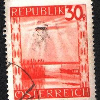 Австрия (1945) Озеро