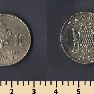 Замбия 10 квача 1992