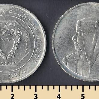 Бахрейн 500 филс 1968