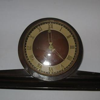 Часы Весна настольные каминные СССР середина 20 века Редкость !