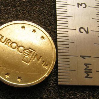 Жетон Eurocoin London