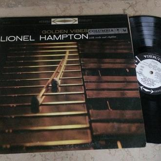 Lionel Hampton ‎– Golden Vibes ( USA ) album 1959  LP
