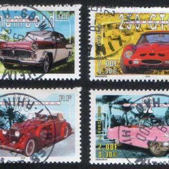 Франция (2000) Автомобили