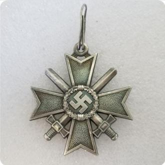 Третий рейх . Рыцарский крест за военные заслуги с мечами
