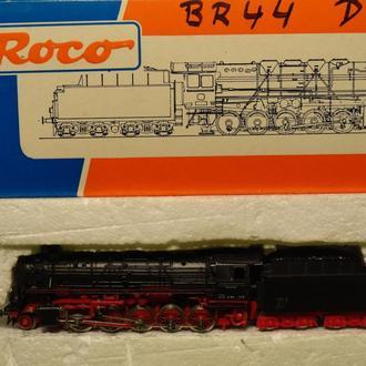 (1329) паровоз Roco BR 44 в масштабе N (1:160)