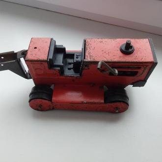 Стара Машинка Бульдозер Трактор СССР