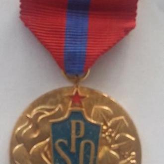 Медаль Чехословакия .